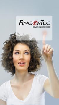 FingerTec poster