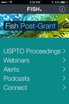 Fish Post-Grant poster