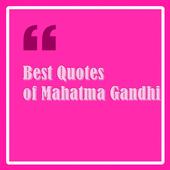 Best Quotes of Mahatma Gandhi icon