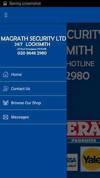 Magrath Security apk screenshot