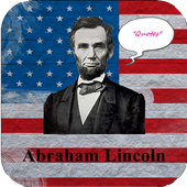 Quotes Abraham Lincoln icon