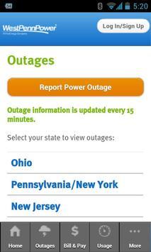 West Penn Power apk screenshot