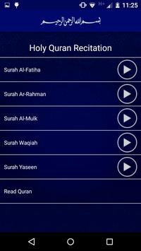 Holy Quran apk screenshot