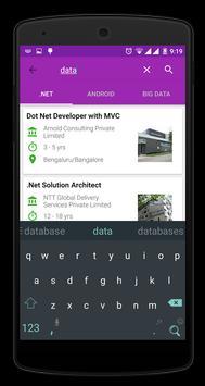 Jobs App apk screenshot