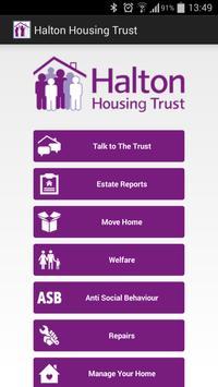 Halton Housing Trust apk screenshot
