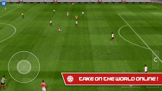Dream League Soccer apk screenshot