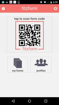 fitzform apk screenshot
