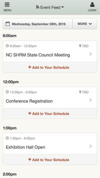 NCSHRM 2016 apk screenshot