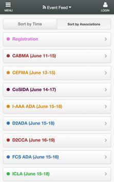 NACDA 2015 apk screenshot