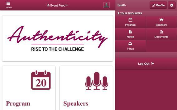 Authenticity apk screenshot