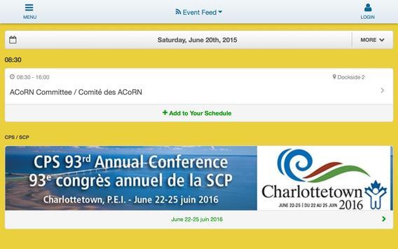 CPS-SCP apk screenshot