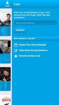 AIG Staff apk screenshot