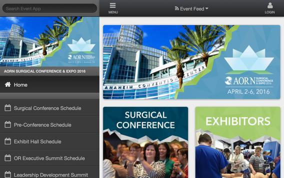 AORN Expo 16 apk screenshot