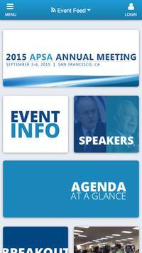 APSA 2015 apk screenshot