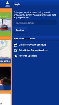 CAIRP AC App apk screenshot