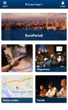 EuroPerio8 apk screenshot