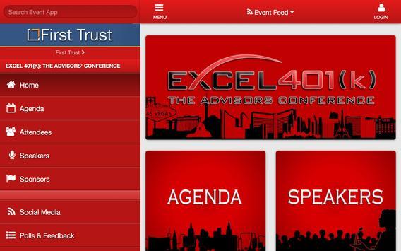 Excel 401(k) apk screenshot