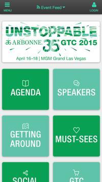 GTC 2015 poster