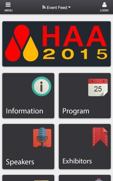 HAA 2015 apk screenshot