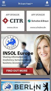 INSOL Europe poster