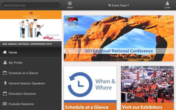 SNA ANC 2015 apk screenshot