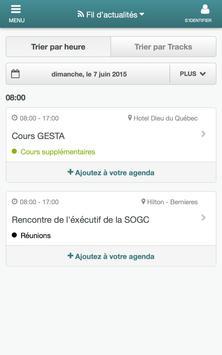 CCSA 2015 apk screenshot