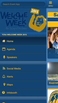 TCNJ WW2015 apk screenshot