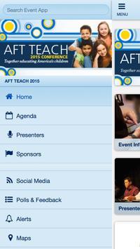 AFT TEACH apk screenshot