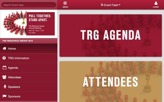 TRG 2015 apk screenshot