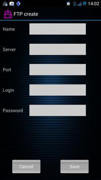 FTP LN Application poster