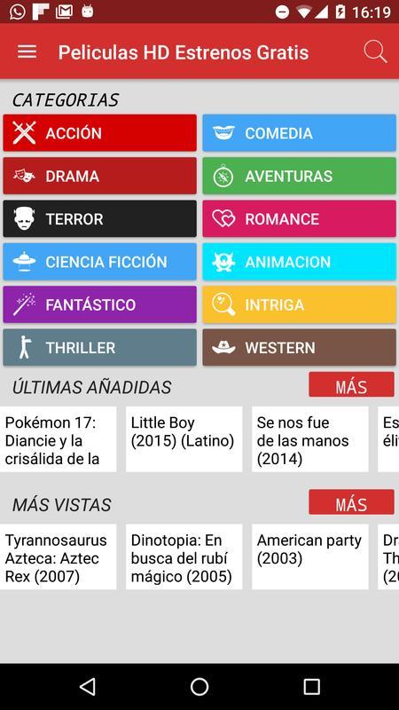 Download peliculas hd app