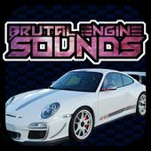 Engine sounds of Porsche 997 icon