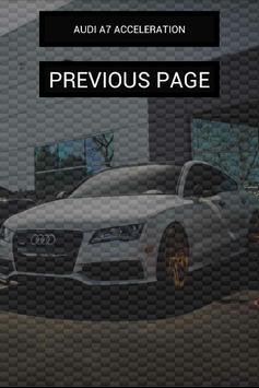 Engine sounds of Audi A7 apk screenshot