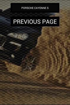 Engine sounds of Cayenne apk screenshot