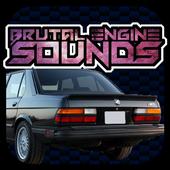 Engine sounds of BMW E28 icon