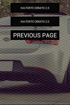 Engine sounds of Kia Forte apk screenshot