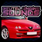 Engine sounds of Alfa GTV icon
