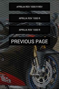 Engine sounds of RSV1000 apk screenshot