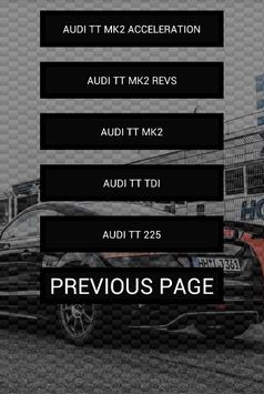 Engine sounds of TT apk screenshot