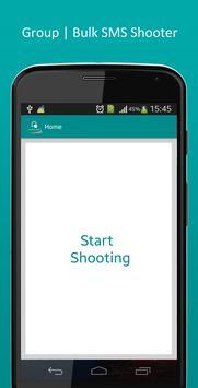 SMS Shooter | Bulk Group SMS poster
