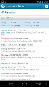FleetMatics Mobile apk screenshot