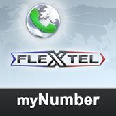 Flextel - myNumber icon