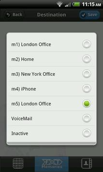 Flextel - myNumber apk screenshot