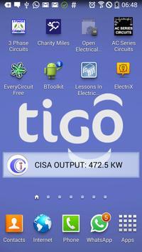 CISA Widget apk screenshot