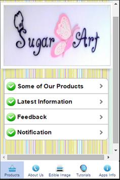 SugarArt poster