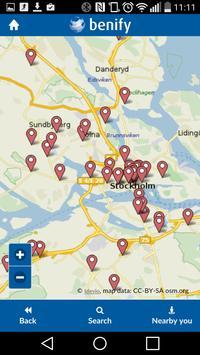 Benify Finland apk screenshot