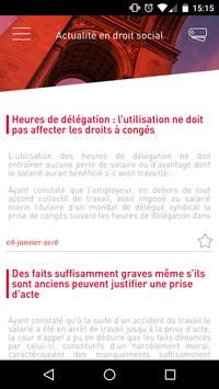 Flichy Grangé Avocats apk screenshot