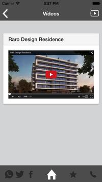 Raro Design Residence apk screenshot