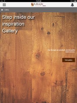 Lifestyle Flooring Mobile apk screenshot