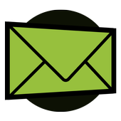 Floating Mail (with chatheads) icon
